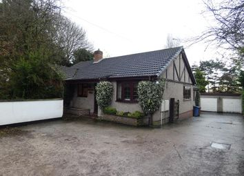 Thumbnail 3 bed bungalow for sale in Chaddesden Park Road, Chaddesden, Derby, Derbyshire