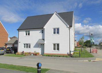 Thumbnail 4 bed detached house for sale in Crimsham Road, North Bersted, Bognor Regis, West Sussex
