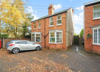 Thumbnail 4 bedroom semi-detached house for sale in Ascot, Berkshire