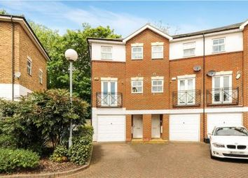 Thumbnail 4 bed end terrace house for sale in Old Mill Place, Wraysbury, Staines-Upon-Thames