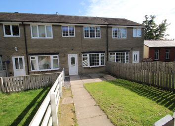 Thumbnail 3 bed terraced house for sale in Thorne Street, Holywell Green, Halifax