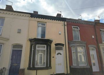 Thumbnail 2 bedroom terraced house for sale in Cromwell Road, Walton, Liverpool