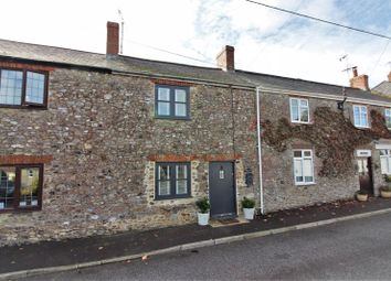 Thumbnail 2 bed terraced house for sale in Combe St. Nicholas, Chard