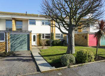 Thumbnail 3 bed terraced house for sale in Staplehurst Gardens, Cliftonville, Margate