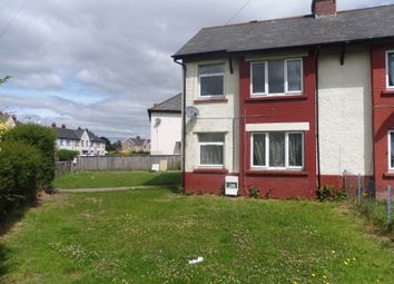 Thumbnail 3 bedroom semi-detached house for sale in Whitmuir Road, Tremorfa, Cardiff