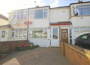 Thumbnail 2 bed terraced house to rent in Lynhurst Road, Uxbridge, Middlesex
