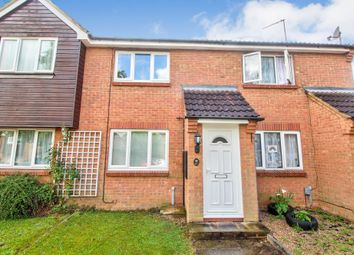 Thumbnail 2 bed terraced house for sale in Harwood Close, Welwyn Garden City