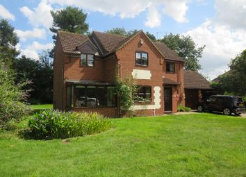 Thumbnail 4 bed detached house for sale in Bramblewood, Stalham, Norwich