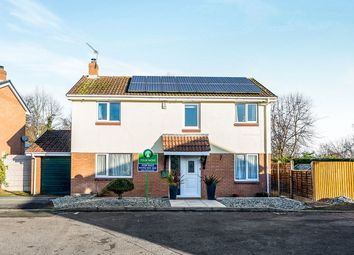 Thumbnail 4 bed detached house for sale in Royal Oak Drive, Apley, Telford