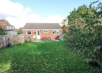 Thumbnail 2 bed detached bungalow for sale in Aureole Walk, Newmarket