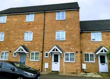 Thumbnail 3 bed town house for sale in Kedleston Road, Grantham