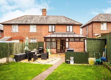 Thumbnail 3 bed semi-detached house for sale in Offa Drive, Oswestry