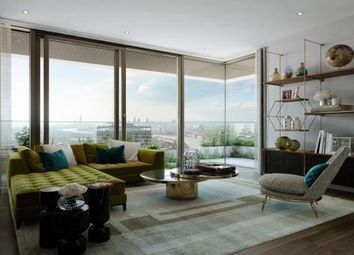 Thumbnail 2 bedroom flat for sale in March Wall, Wardian London, Design Cube At Ballymore