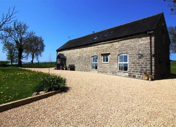 Thumbnail 4 bed barn conversion for sale in Offcote, Kniveton, Ashbourne