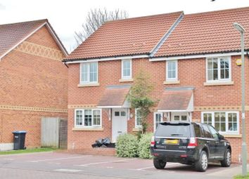 Thumbnail 3 bed semi-detached house to rent in Windmill Shott, Egham, Surrey