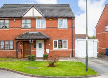 Thumbnail 3 bed semi-detached house for sale in Roach Green, Wigan