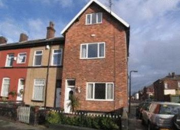 Thumbnail 5 bedroom end terrace house for sale in Brierley Street, Bury