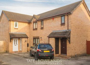 Thumbnail 3 bed semi-detached house for sale in Chestnut Close, Flint