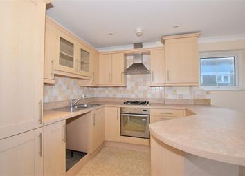 Thumbnail 2 bed flat for sale in Estuary Reach, Brompton, Gillingham, Kent