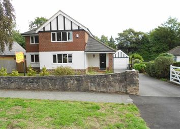 Thumbnail 4 bed detached house for sale in Park Drive, Wistaston, Crewe, Cheshire