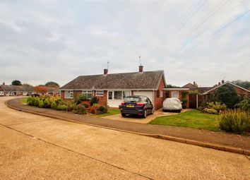 Thumbnail 3 bed bungalow for sale in The Paddocks, Aingers Green, Great Bentley