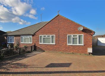 Thumbnail 2 bed semi-detached bungalow for sale in Knaphill, Woking, Surrey