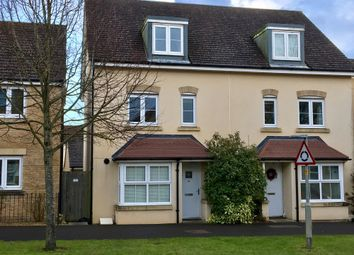 Thumbnail 4 bed semi-detached house for sale in Freestone Way, Corsham