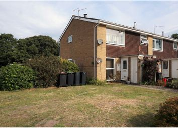 Thumbnail 2 bed flat for sale in Pittmore Road, Christchurch