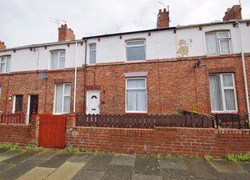 Thumbnail 3 bedroom terraced house to rent in Wilson Terrace, Sunderland