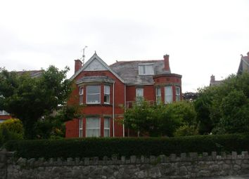 Thumbnail 1 bed flat to rent in Kings Road, West End, Colwyn Bay