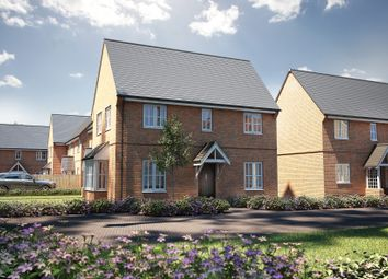 "Thumbnail 3 bed semi-detached house for sale in ""The Staunton"" at Brampton Lane, Chapel Brampton, Northampton"
