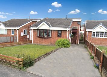 Thumbnail 2 bed bungalow for sale in Austwick Close, Balby, Doncaster