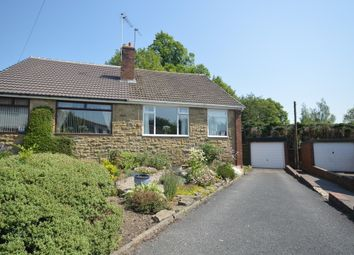 Thumbnail 3 bed semi-detached bungalow for sale in Rectory Drive, Kirkheaton, Huddersfield, West Yorkshire