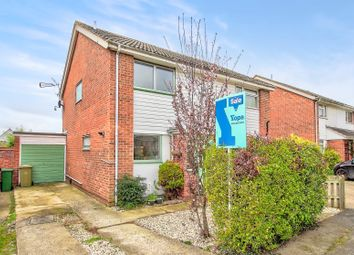 Thumbnail 2 bedroom semi-detached house for sale in Mersey Way, Henwick, Thatcham