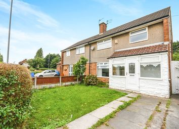 Thumbnail 3 bed semi-detached house for sale in Logwood Road, Liverpool