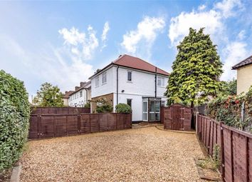 Thumbnail 3 bed semi-detached house for sale in Fortescue Avenue, Twickenham