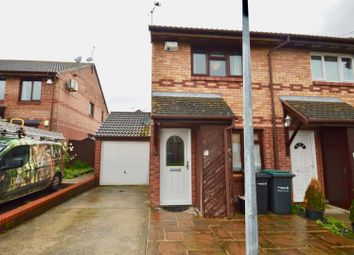 Thumbnail 2 bedroom end terrace house for sale in Farley Road, Gravesend