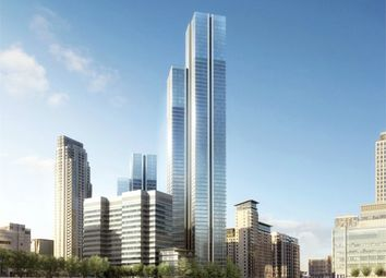 Thumbnail 1 bedroom flat for sale in South Quay Plaza, 183 Marsh Wall, London