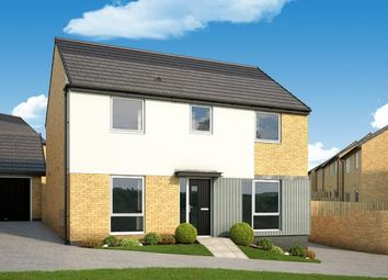 "Thumbnail 4 bed property for sale in ""The Camellia At Chase Farm, Gedling"" at Arnold Lane, Gedling, Nottingham"
