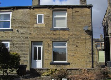 2 bed terraced house to rent in Green Terrace Square, Halifax HX1