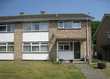 Thumbnail 2 bed maisonette to rent in Speen Hill Close, Newbury