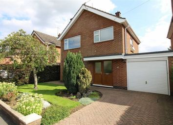 Thumbnail 3 bed detached house for sale in Park Road, Duffield, Derby