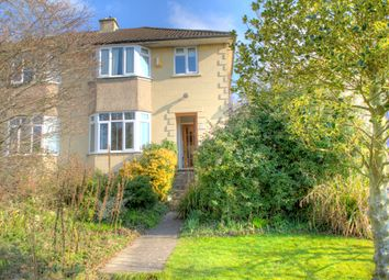 Thumbnail 3 bed semi-detached house for sale in Fuller Road, Larkhall, Bath