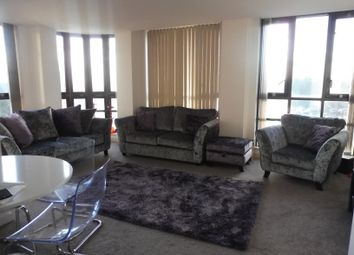 Thumbnail 2 bed flat to rent in Priestgate, Peterborough