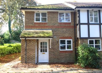 Thumbnail 3 bed end terrace house to rent in Nascot Wood Road, Watford
