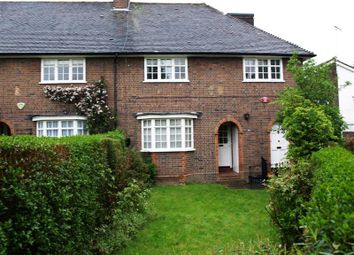 Thumbnail 1 bedroom maisonette to rent in Neale Close, Hampstead Garden Suburb, East Finchley