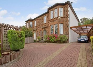 Thumbnail 3 bed semi-detached house for sale in Stamperland Crescent, Clarkston, Glasgow, East Renfrewshire