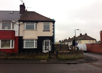 Thumbnail 3 bedroom semi-detached house to rent in Constance Avenue, West Bromwich