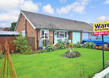 Thumbnail 3 bed semi-detached bungalow for sale in Sycamore Close, Lydd, Romney Marsh, Kent