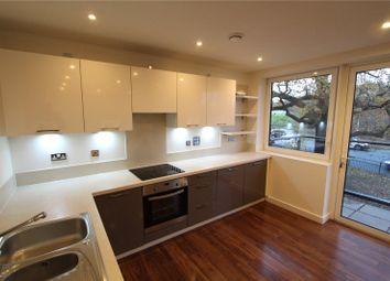 Thumbnail 2 bedroom flat to rent in Brunel Court, Green Lane, Edgware